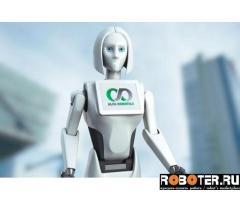 Робот Kiki/Кики на выставку, презентацию, открытие, рекламу