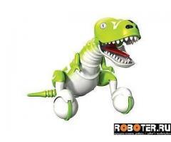 Dino zoomer робот