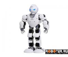 Robot Alpha 1PRO белый электро робот