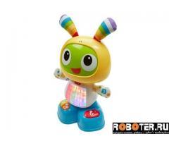 Обучающий робот Бибо Fisher-Price Фишер Прайс