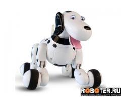 Радиоуправляемая собака-робот Happy Cow Smart Dog