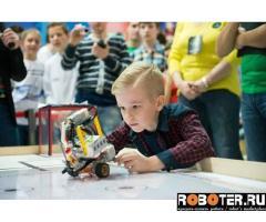 Робототехника детям 6-15 лет в Хабаровске
