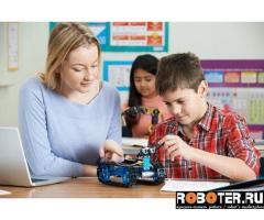 Робототехника с 4-8 лет в 14 к-се