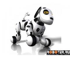 Интерактивный робот-собака Далматинец Zoomer Spin