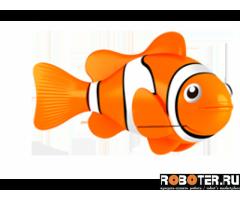 Роборыбка Клоун (оранжевая)
