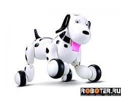Радиоуправляемая робот-собака HappyCow Smart Dog