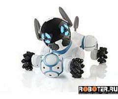 Робот собака Chip