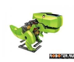 Робот на солнечных батареях Solar-Robot 4в1