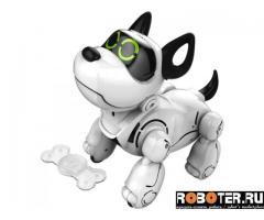 Собака робот PupBo Silverlit Новая
