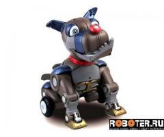 Интерактивный робот собака wrex 1045