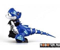 Робот-динозавр Silverlite Train my dino