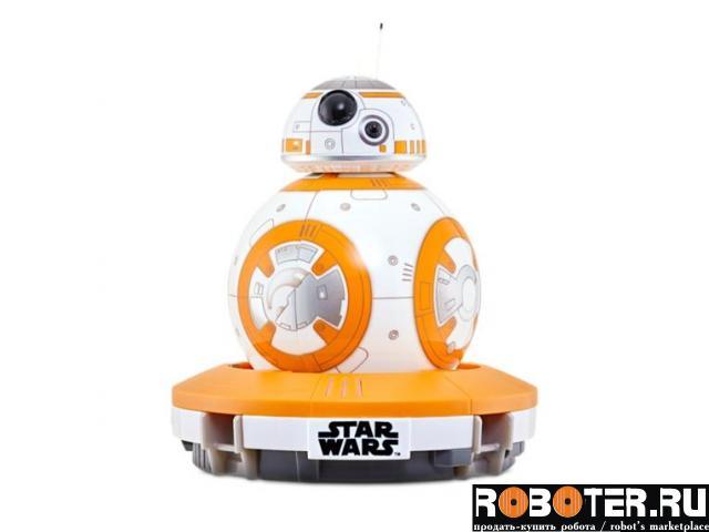 Робот Sphero BB-8 из «Звездных войн»