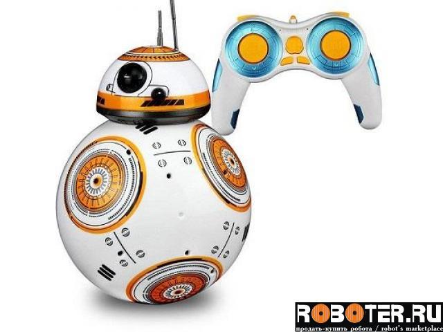 Робот дроид bb - 8