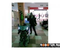 Робот Mecha