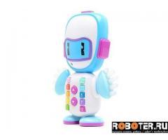 Робот новый обучающий, музыкальный