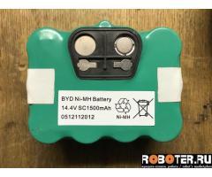 Аккумулятор для робота пылесоса