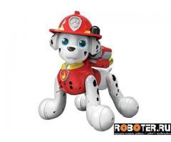Интерактивный робот-щенок Zoomer Маршал