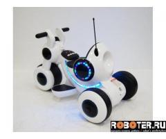 Детские Электромобили робот Мото