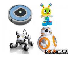 Ремонт роботов