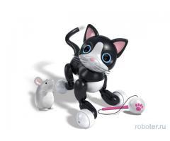 Робот кошка Zoomer Kitty
