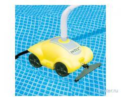Робот пылесос для чистки бассейна