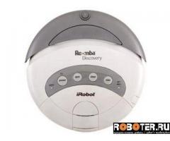Пылесос iRobot (айРобот) Roomba Discovery 5215