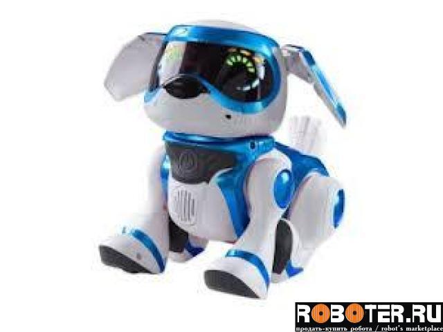 Собака робот Teksta torg