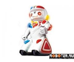 Большой робот игрушка человечек эмиглио Emiglio