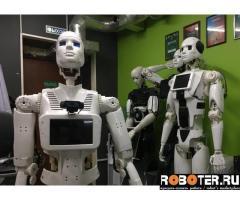 Фигура робота в аренду на мероприятие, конференцию, для съёмок