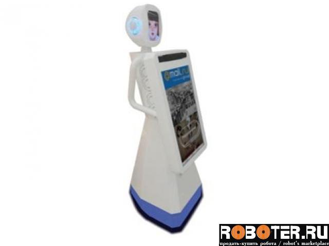 Интерактивный сервисный робот Furo Time-DR (Ю. Корея)