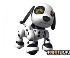 Zoomer zuppies интерактивный щенок робот