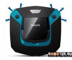 Новый пылесос робот philips на гарантии