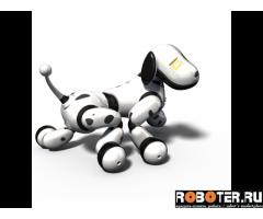 Робот пёс Zoomer