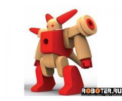 EQB конструктор робот Mika