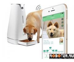PET care robot hoison Робот кормушка для животных