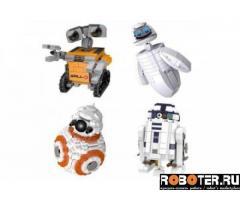 Конструктор Lego (Lepin) Wall-E, Eva, BB-8, R2D2 4 в 1