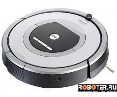 Робот-пылесос IRobot Roomba 760 + аксессуары