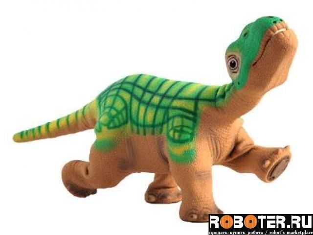 Динозавр-робот Pleo в аренду