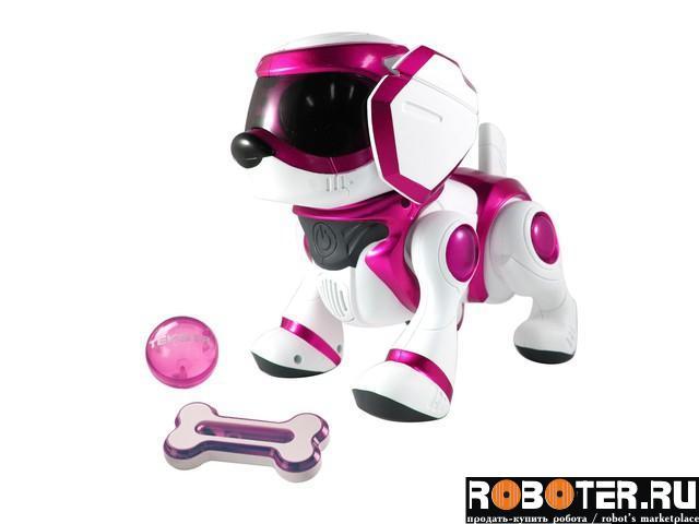 Щенок робот Teksta