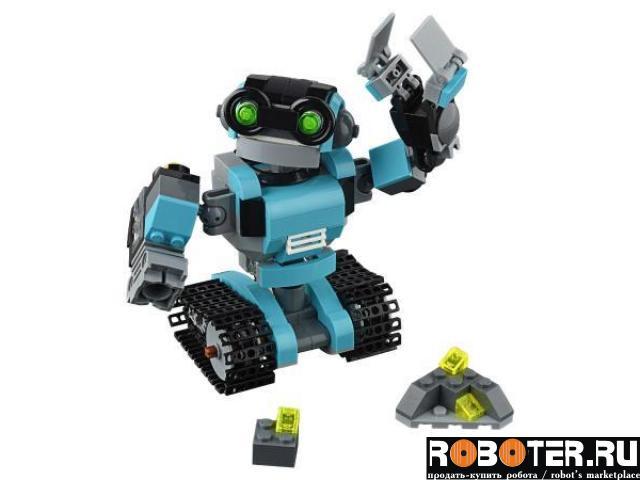 Lego креатор 3в1 Робот-исследователь