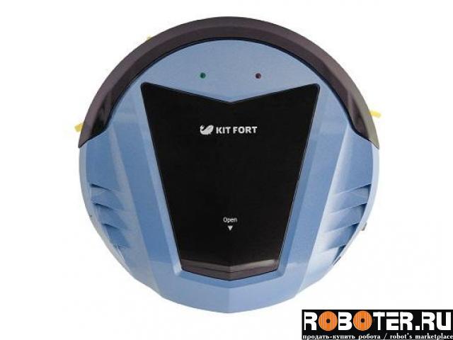Робот пылесос kitfort KT-511-2 15 Вт