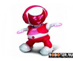 Робот танцующий под музыку Tosy Disco Robo