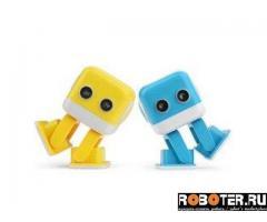 Bluetooth Танцующий Робот F-666 желтый