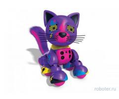 "Робот-кошка Zoomer Meowzies ""Lucky"""