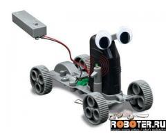 Управляемый робот кладоискатель