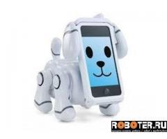 Собака робот для iPone/iPod