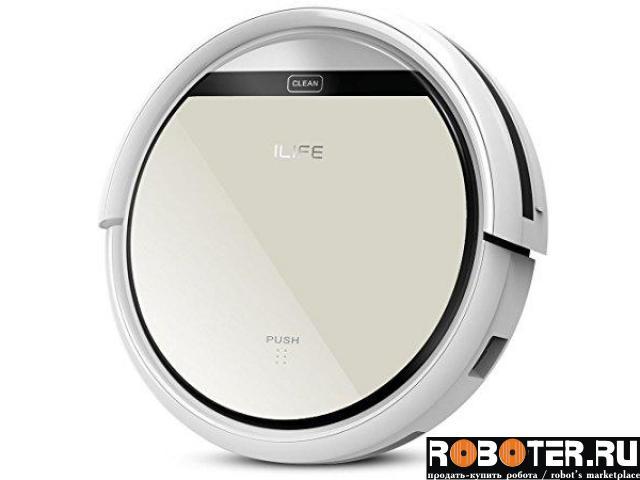 Пылесос робот iLife V50