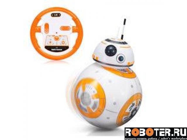 Робот вв-8 star wars