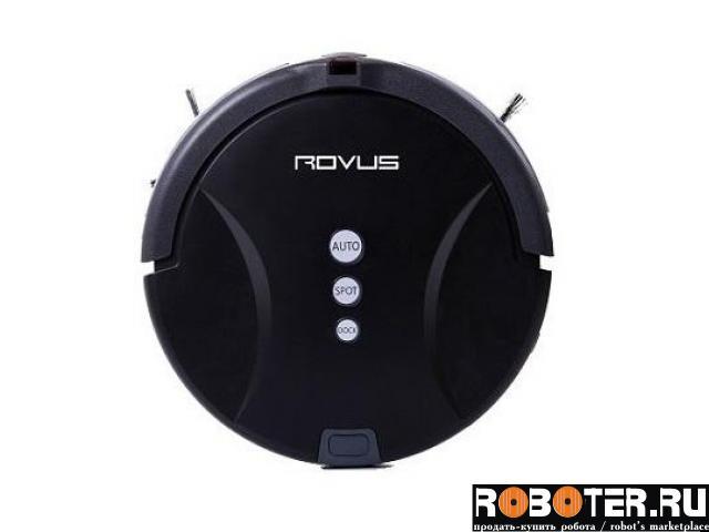 Робот- пылесос Rovus smart power de Lux
