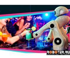 Робокафе: робот-бармен, робот-бариста в аренду